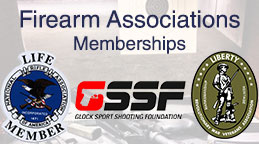 Firearm Attorney Association Memberships