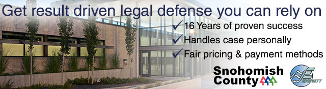 Everett Criminal Defense Attorney