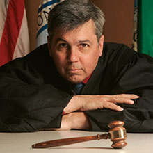 Lynnwood District Judge - Judge Douglas Fair