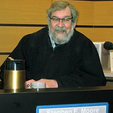 Lynnwood Municipal Judge - Judge Stephen Moore