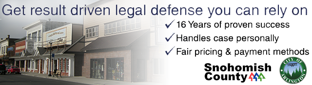 Arlington Criminal Defense Attorney