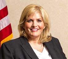 Arlington District Court Judge - Kristen Olbrechts