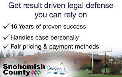 Marysville Criminal Defense Attorney