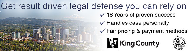 Bellevue Criminal Defense Attorney