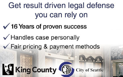 Seattle Criminal Defense Attorney