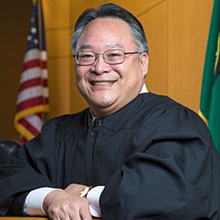 Seattle District Court Judge - Mark Chow