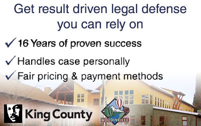 Woodinville Criminal Defense Attorney