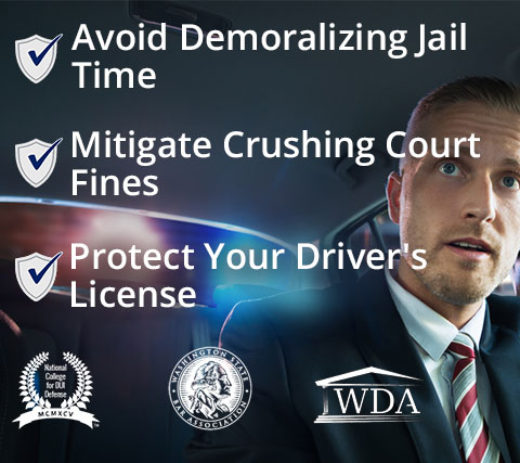 Trusted DUI Lawyer In Kirkland & Lynnwood, WA