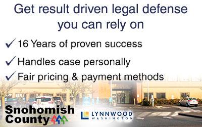 Lynnwood Criminal Defense Attorney