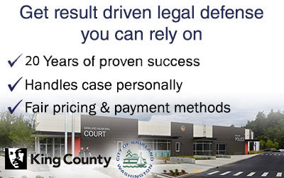 Kirkland Criminal Defense Attorney