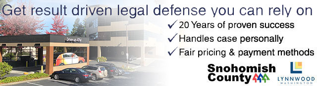 Lynnwood Criminal Defense Attorney