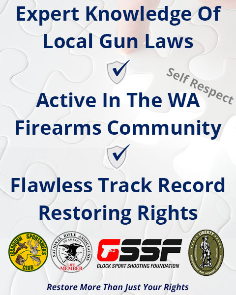 Restoring Your Firearm Rights